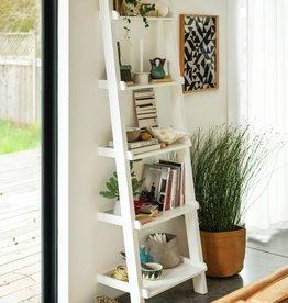 EQ3 Asterix 5 Ladder Shelves-White