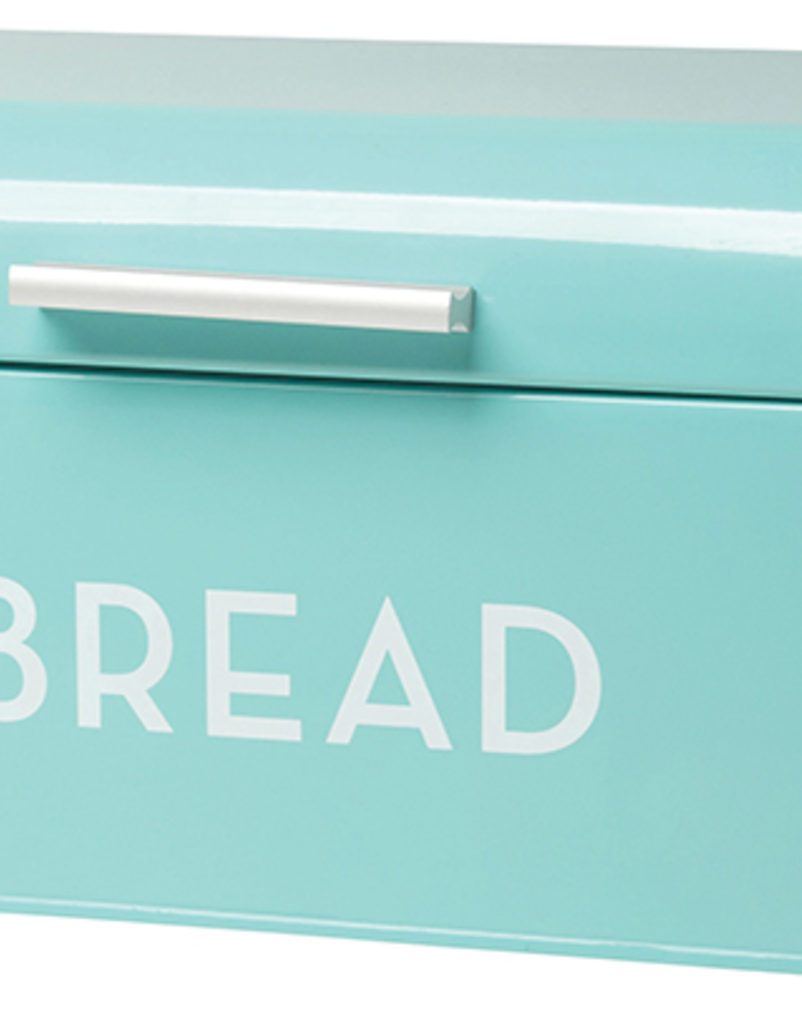 Bread Bin Turquoise, Large