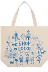 Shop Local Feel Good - Cotton Tote
