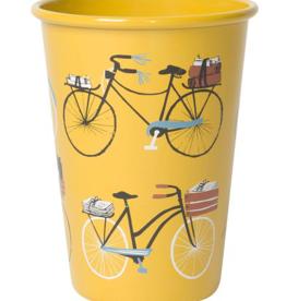 Bicicletta Enamel Tumbler