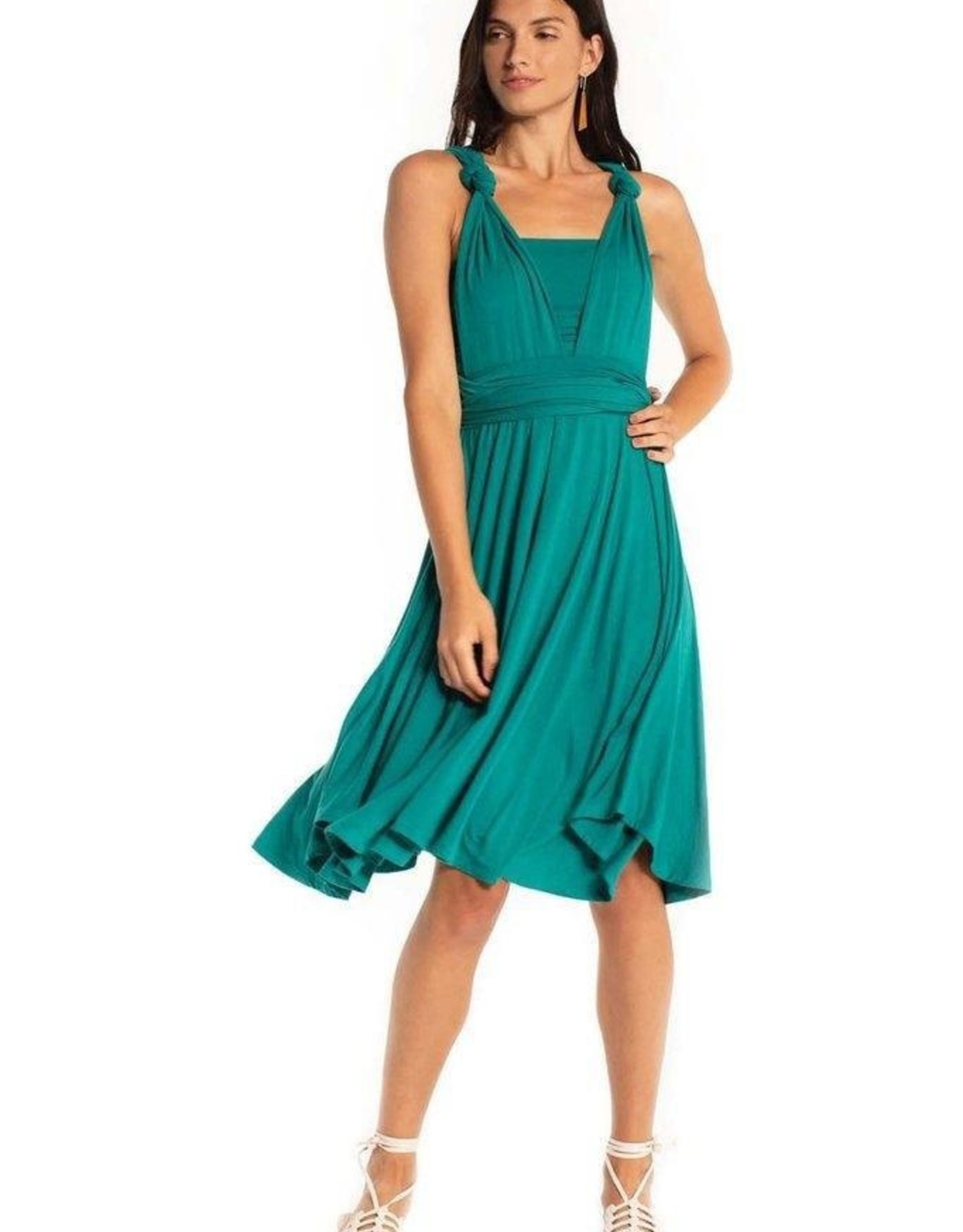 Infinity Dress by Synergy - black or lagoon