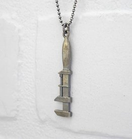 Clue Wrench Sterling Silver