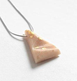 Bijoux Pepine-Eclat Necklace-Beige