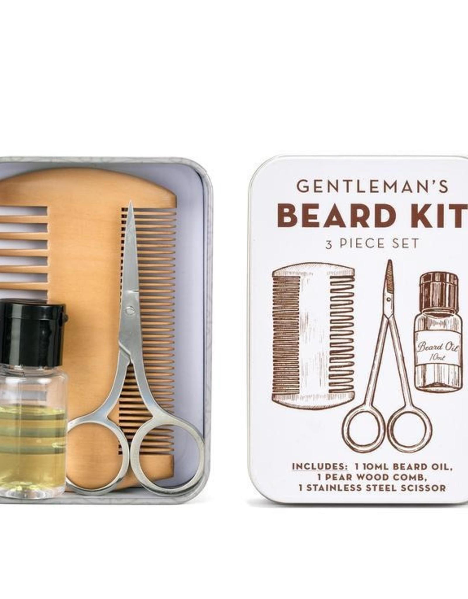 Gentlemans Beard Tin