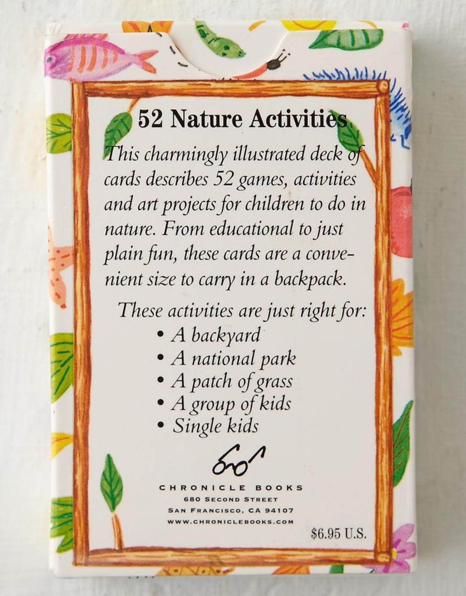 52 Actvities In Nature