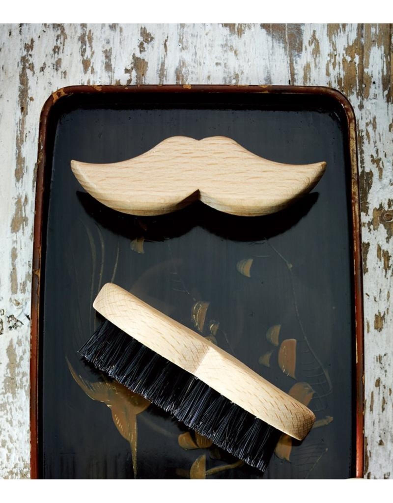 Beard-Moustache Brush