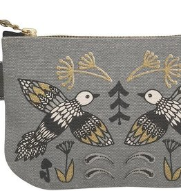 Wild Tale Zip Pouch Small