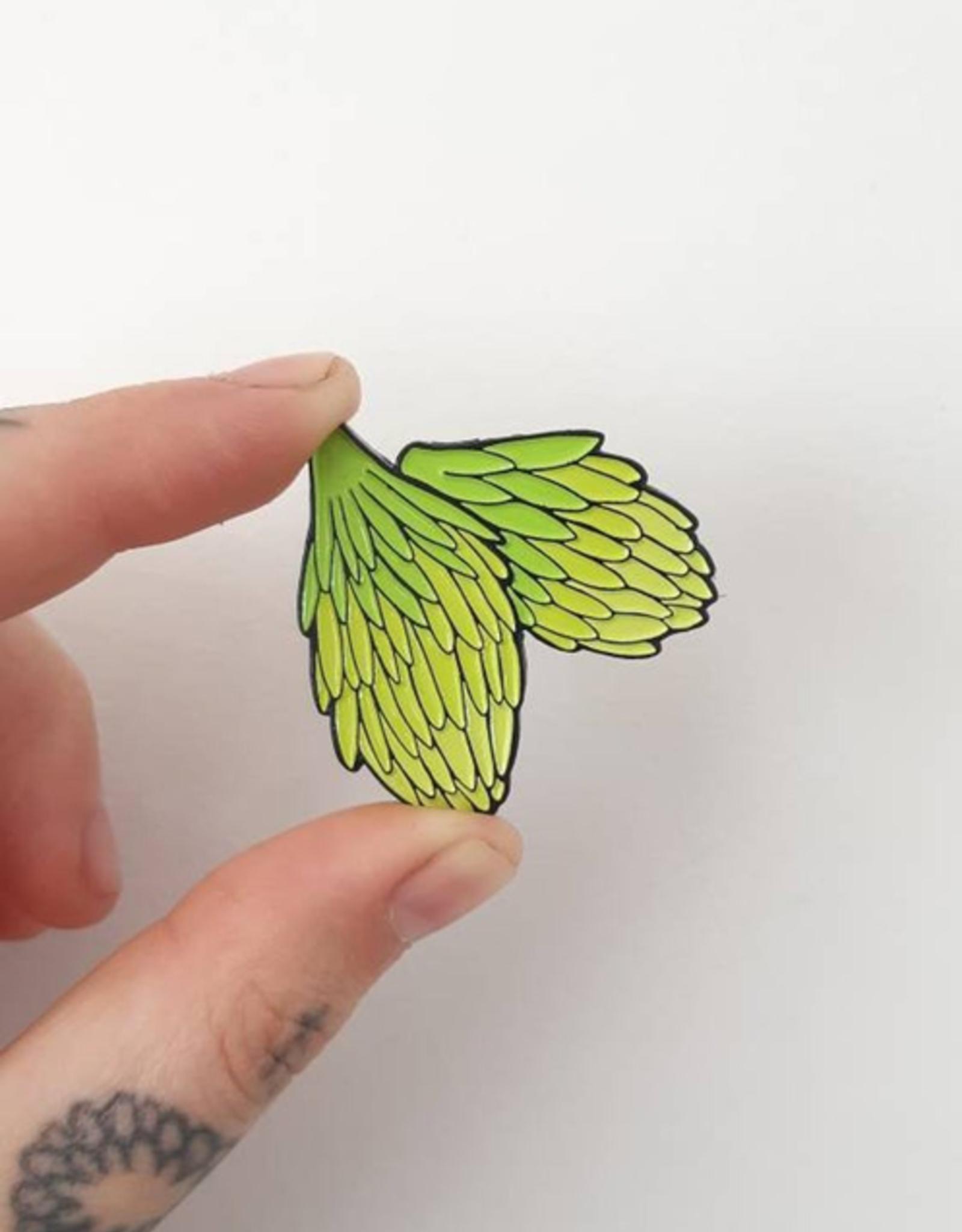 Spruce Tip Pin