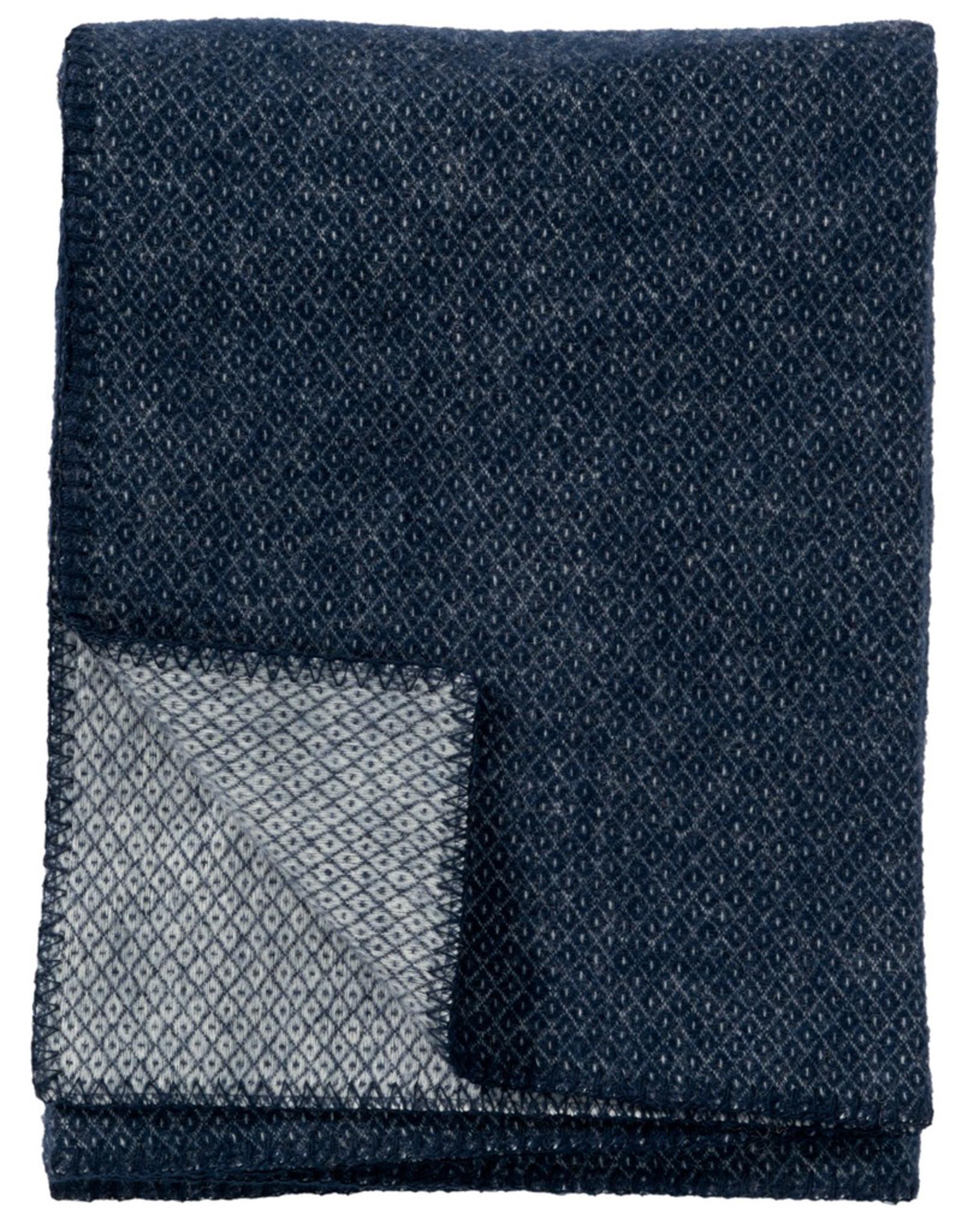 Peak Throw Denim - Brushed Merino + Lambs Wool