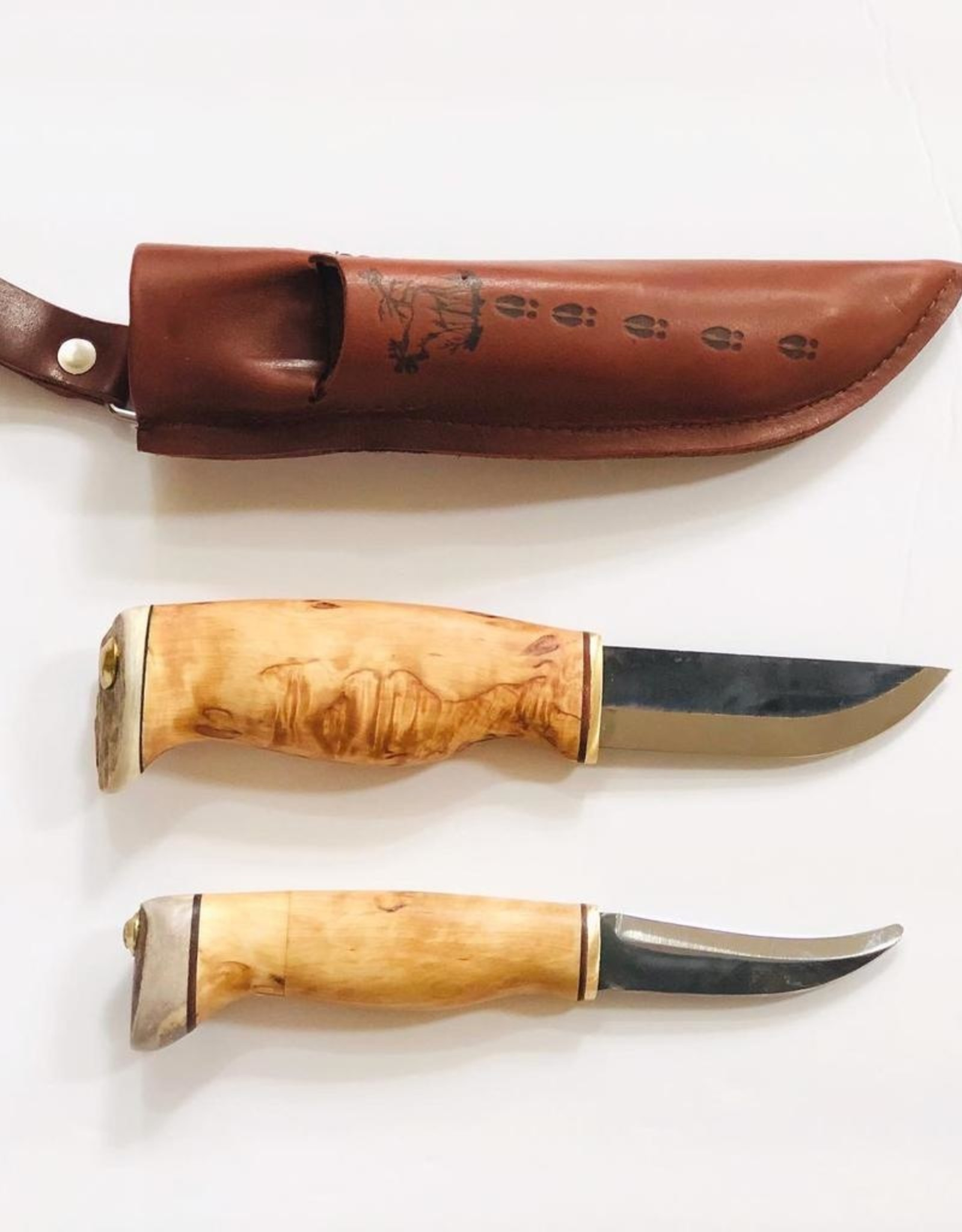 Puukko Knife Set 2