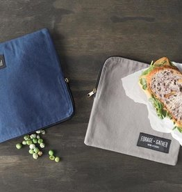 Forage Snack Bag - Blue