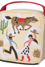 Rootin Tootin Insulated Lunch Bag