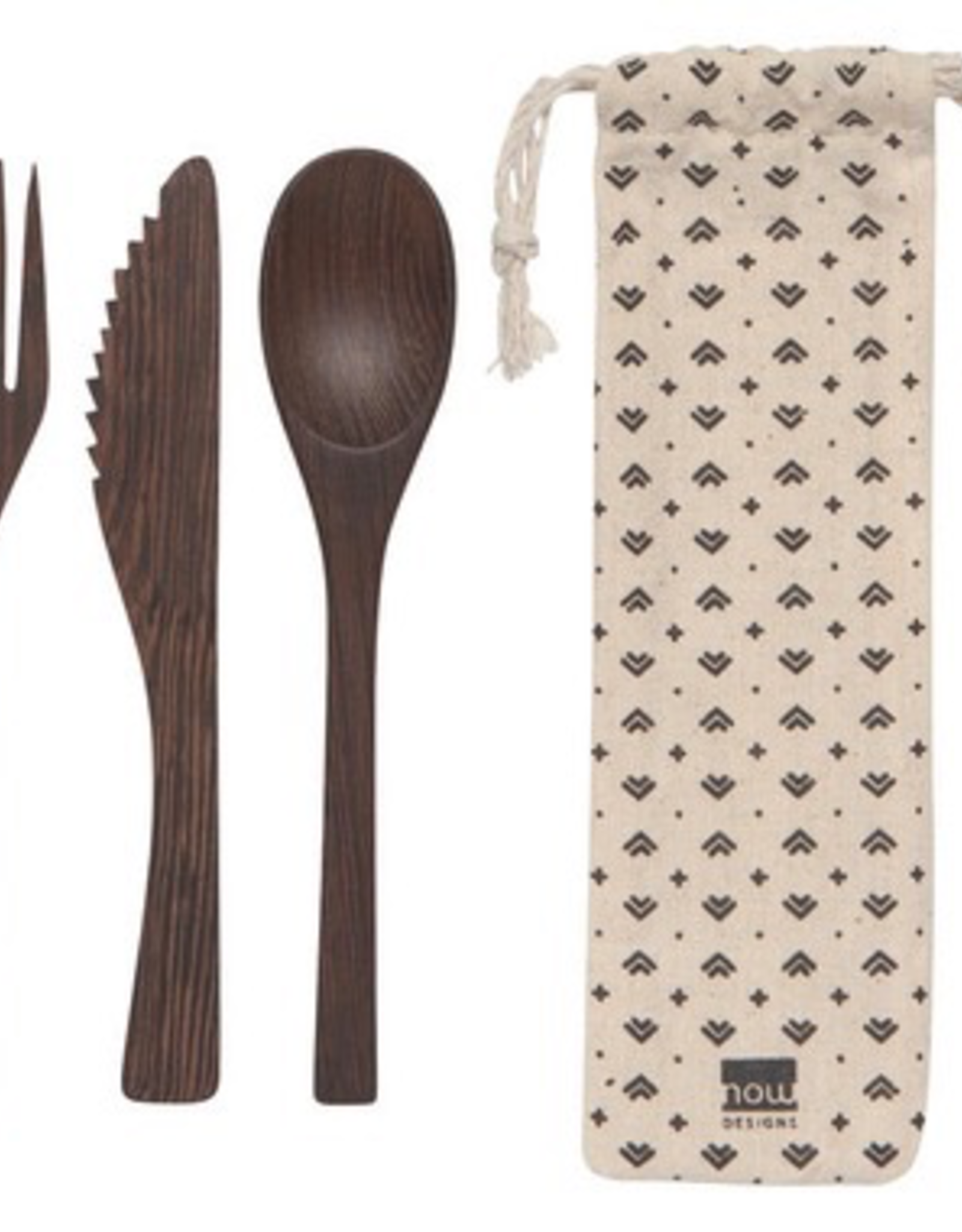 On The Go Cutlery Set / 3 Pieces