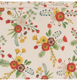 "Goldenbloom Table Runner, 100% Cotton 90"" x 13"""