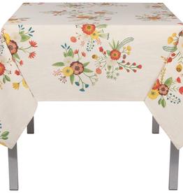 Goldenbloom Tablecloth 100% Cotton - 60x60
