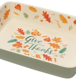 Autumn Harvest Baking Dish