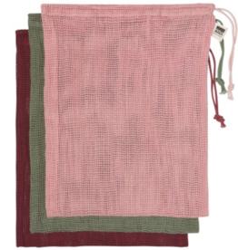 Produce Bag Set 3 - Blush
