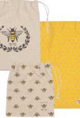 Produce Bag Set 3 - Busy Bee
