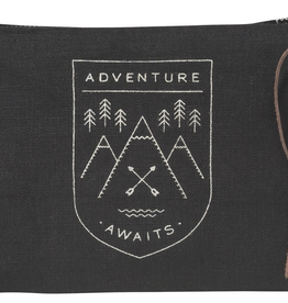 Cosmetic Bag Small - Adventure Awaits