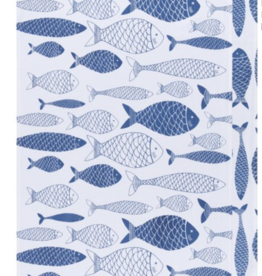Floursac Tea Towels Set 2 - Royal Fish