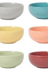 Pinch Bowl Set 6 - Canyon