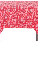 Yuletide Tablecloth 60x60
