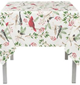 Winter Birds Tablecloth - 60x90