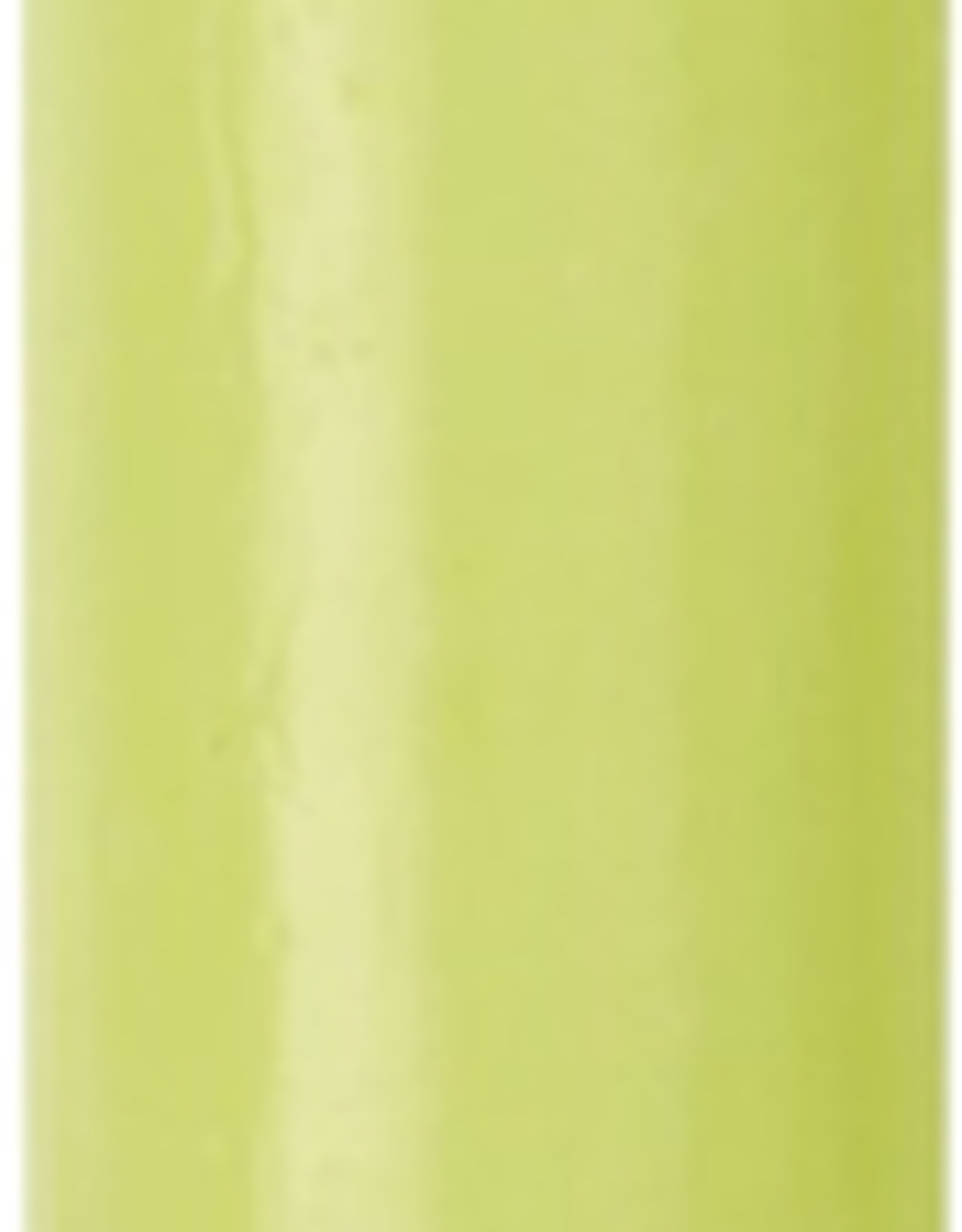 Modern Dinner Candle, Lime