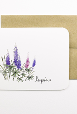Lupins Card