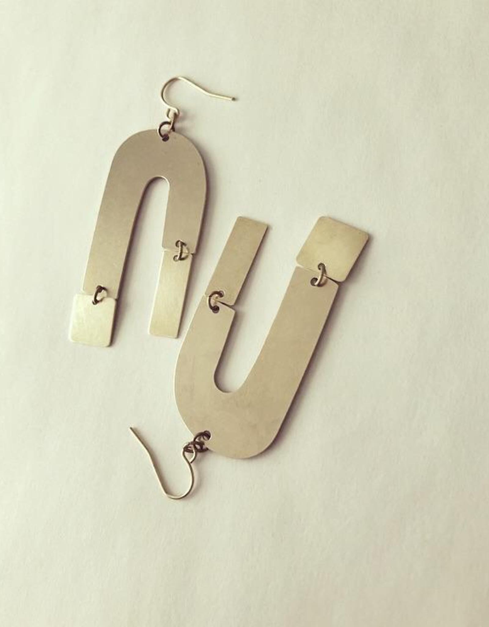 Kruum Earrings