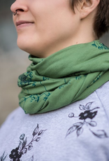 Smoking Lily Loop Scarf - various colours & designs