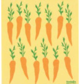Carrots Swedish Sponge Towel
