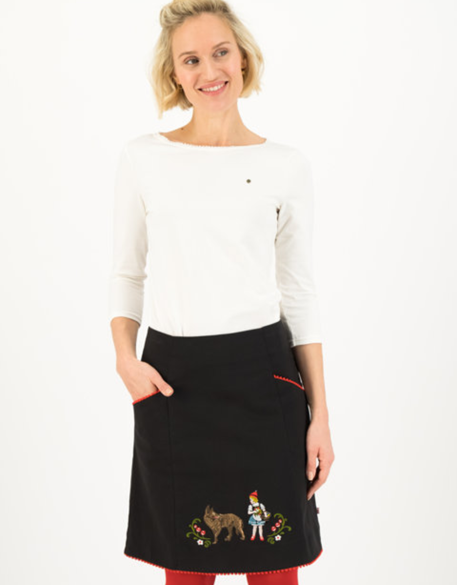 Rotkappchen Rock Skirt Black Forest