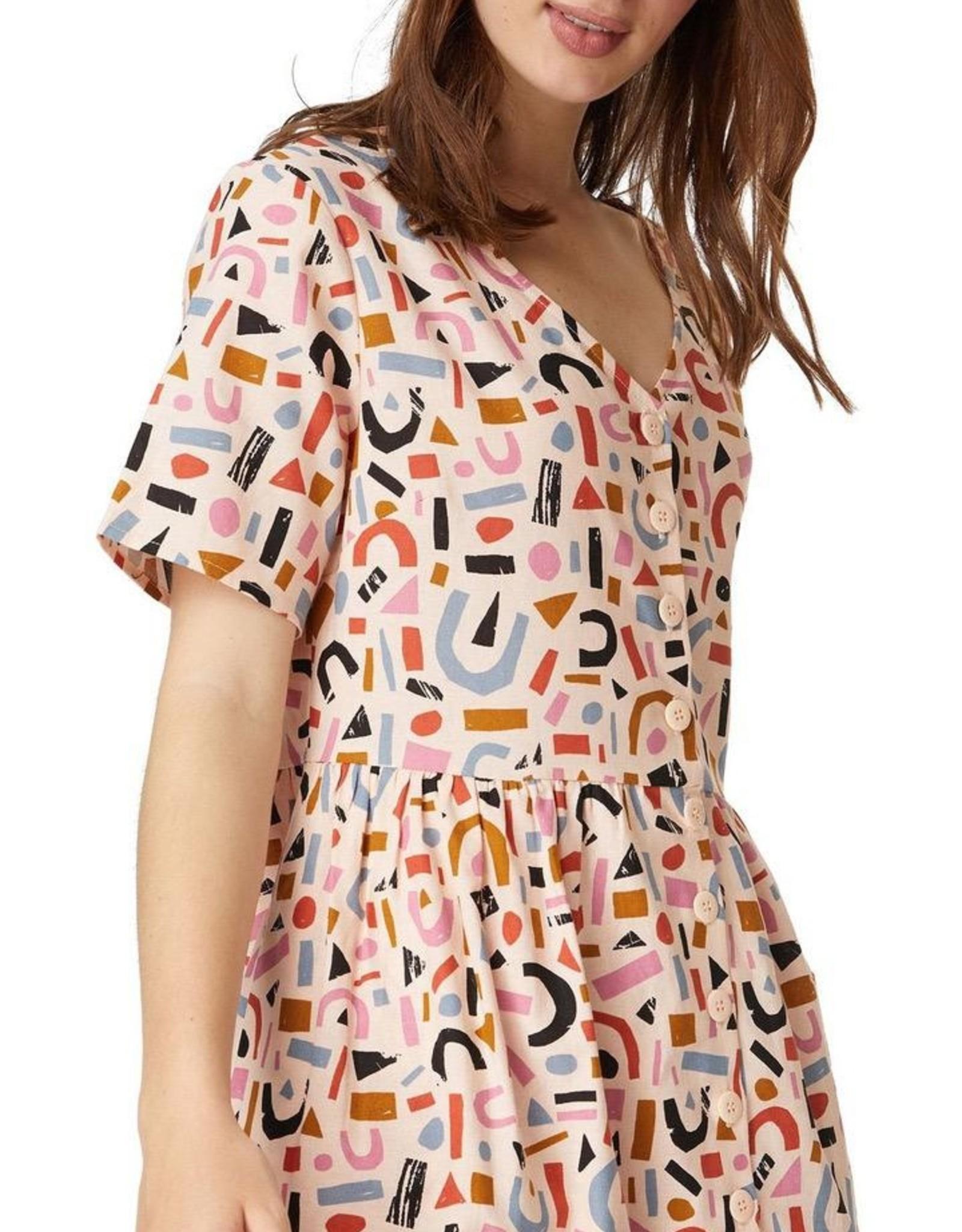 Mila Dress Geo