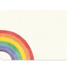 Rainbow Mini Note - Set of 12