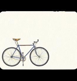 Blue Bike Mini Note - Set of 12