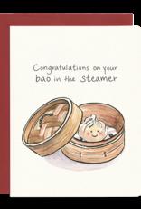 Baby Bao Card