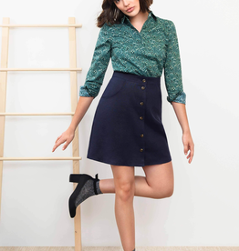 Meemoza Oxford Blouse
