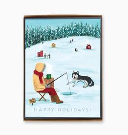 Holiday Ice Fishing Set/8