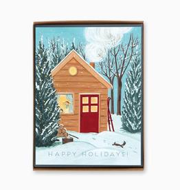 Holiday Cottage Set/8