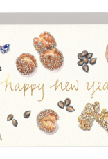 New Year's Treat Card (single)