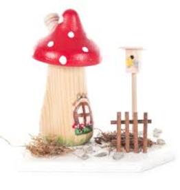 DIY Mushroom Smoker Kit