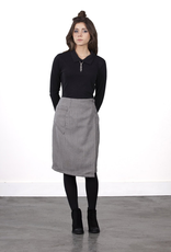 Durocher Wrap Skirt