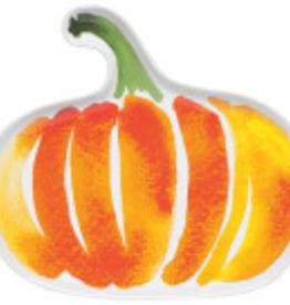 Pumpkin Shaped Dish