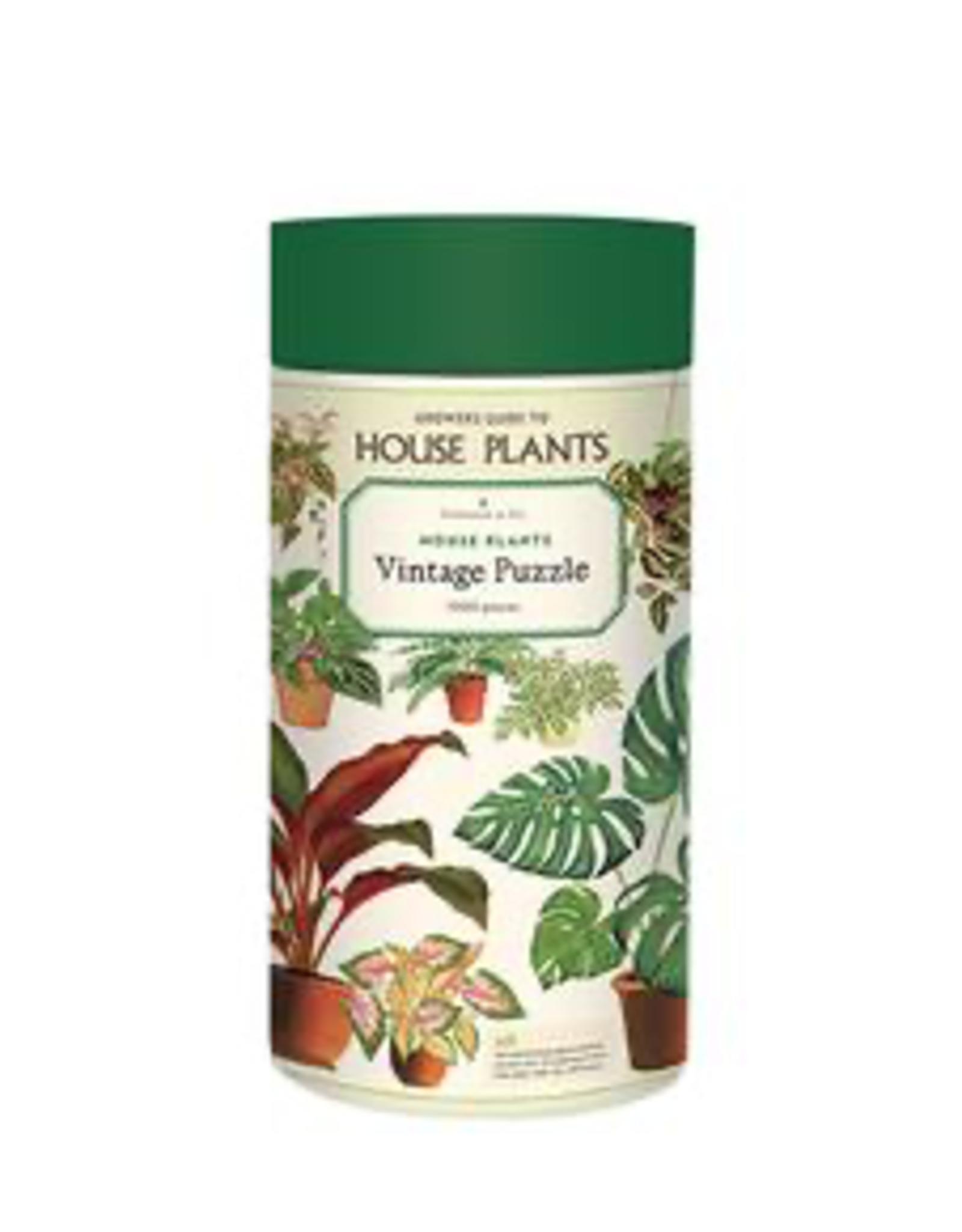 House Plant Puzzle 1000 Pieces
