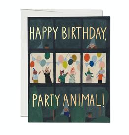 Animal House Birthday