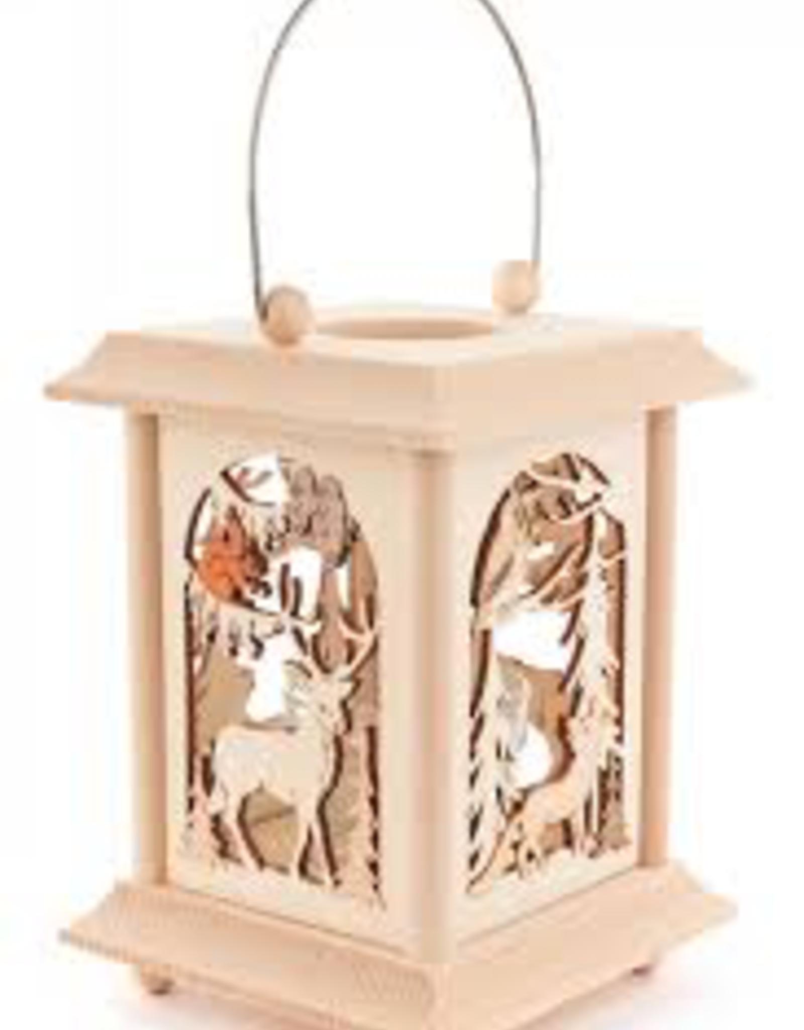 Forest Lantern For Votive or Tealight