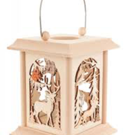 Forest Lantern For Votive or Tealight