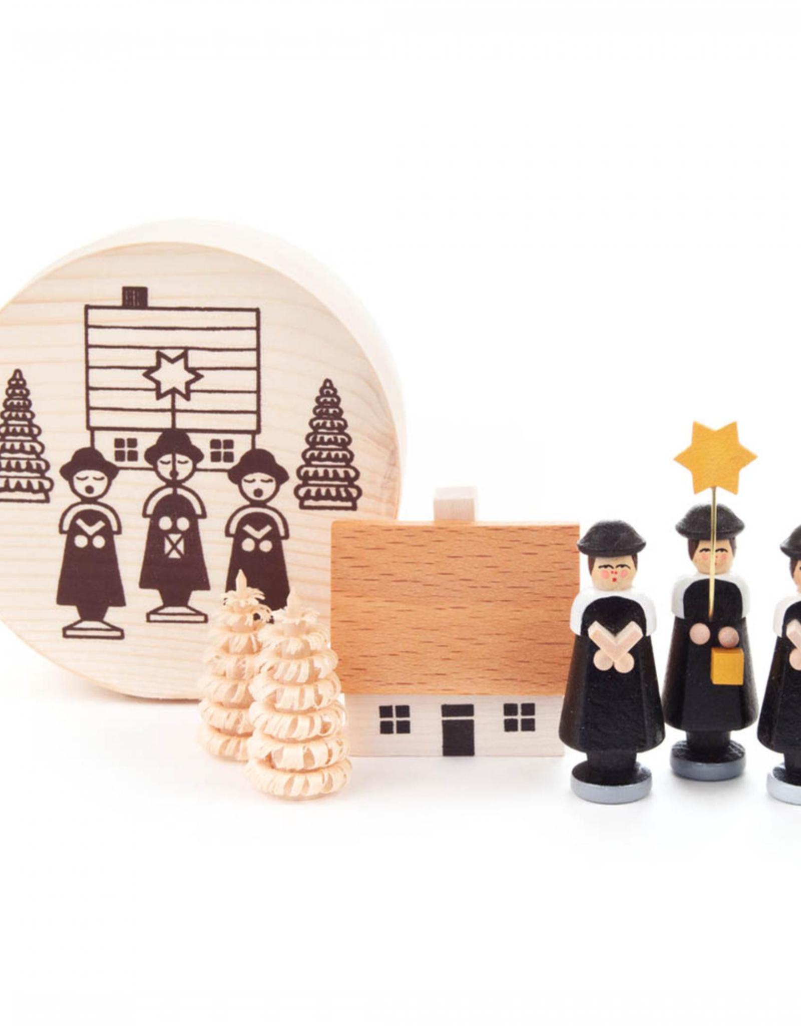 Miniature Chip Box Set Choir Singers
