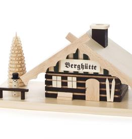 Alpine Hut Smoking (Incense) House 8cm x 16cm